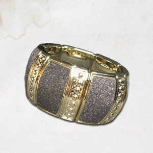 Unusual  bangle bracelet